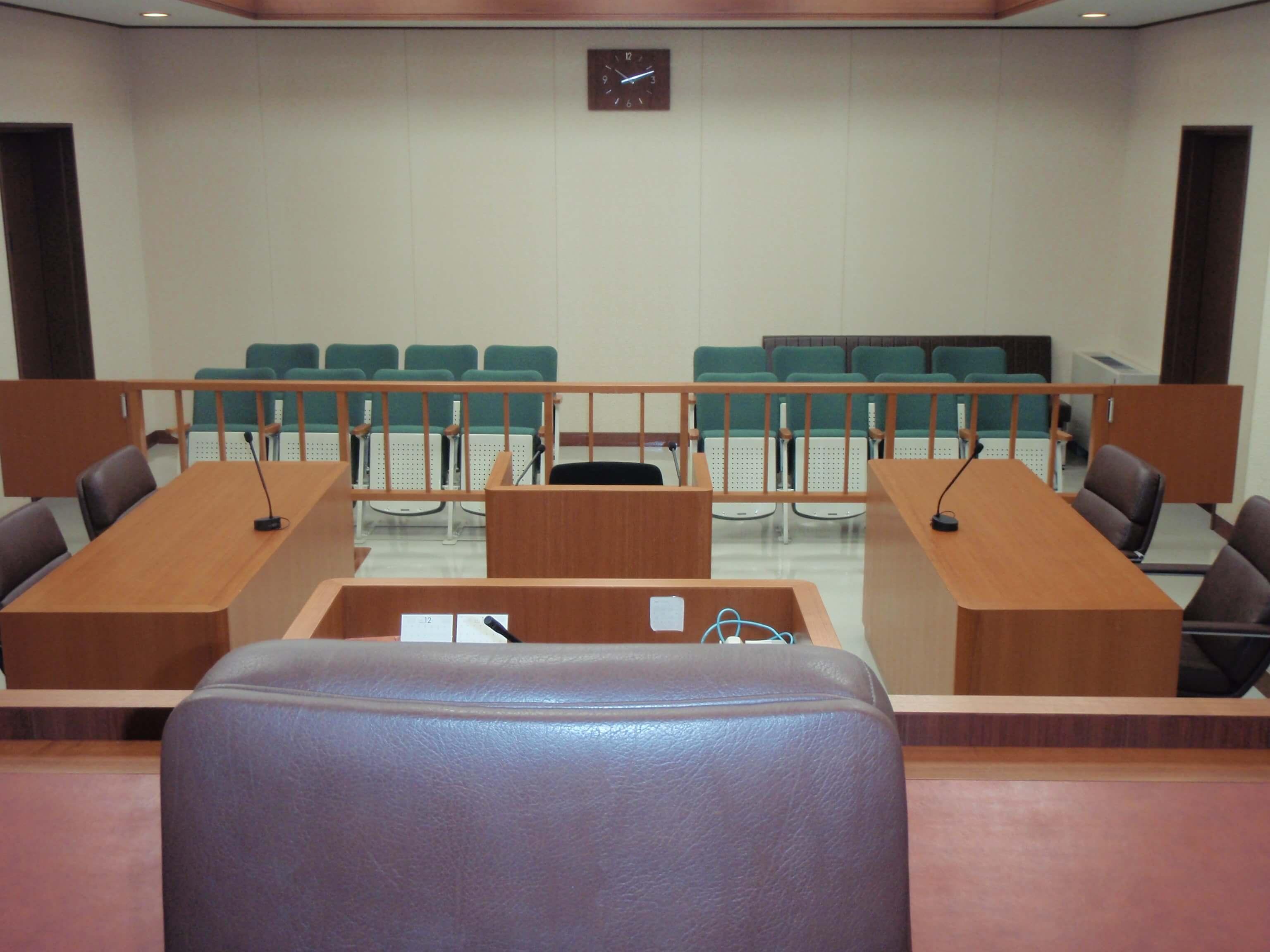 神戸家裁庁舎