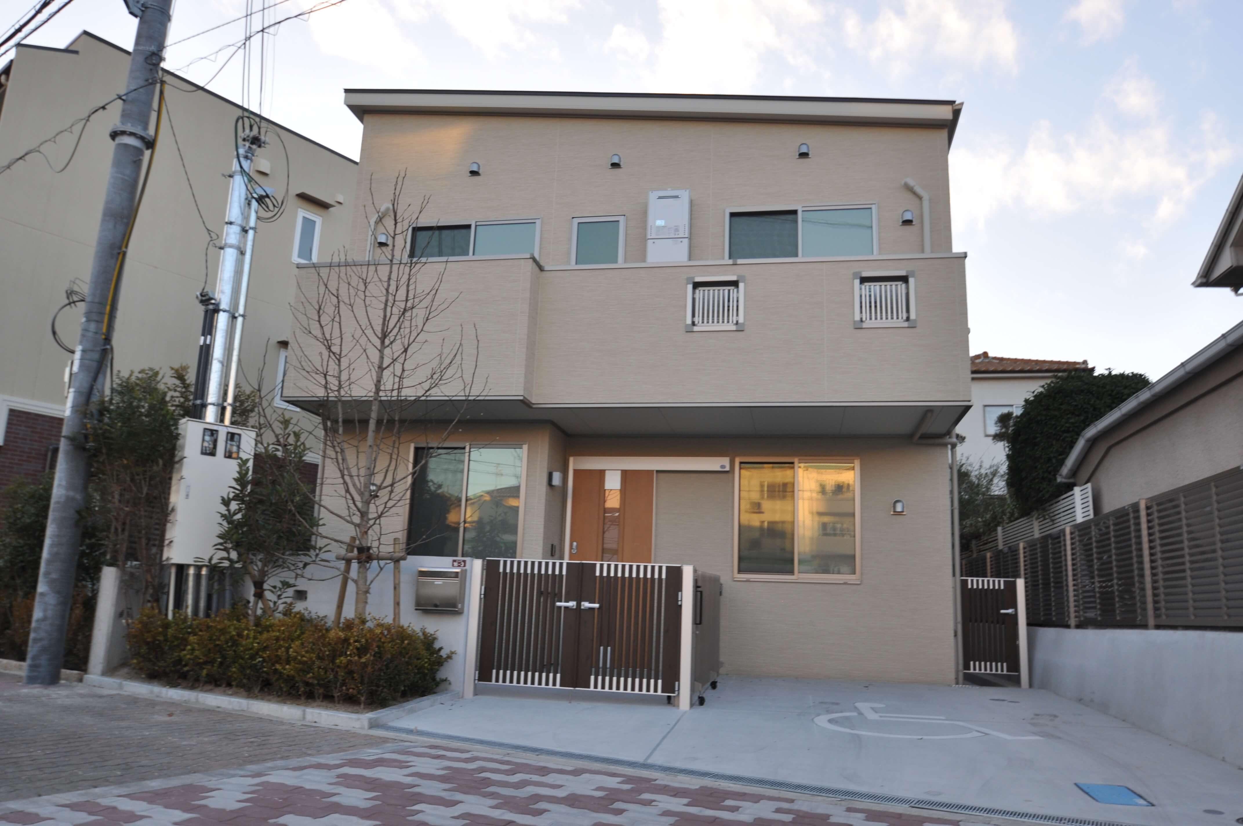 宝山ホーム